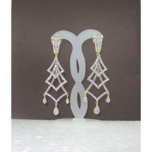 Designer CZ Earrings