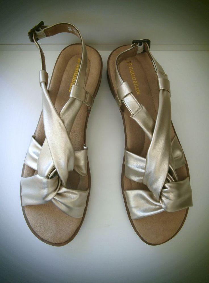 Naturalizer sandals on ebay