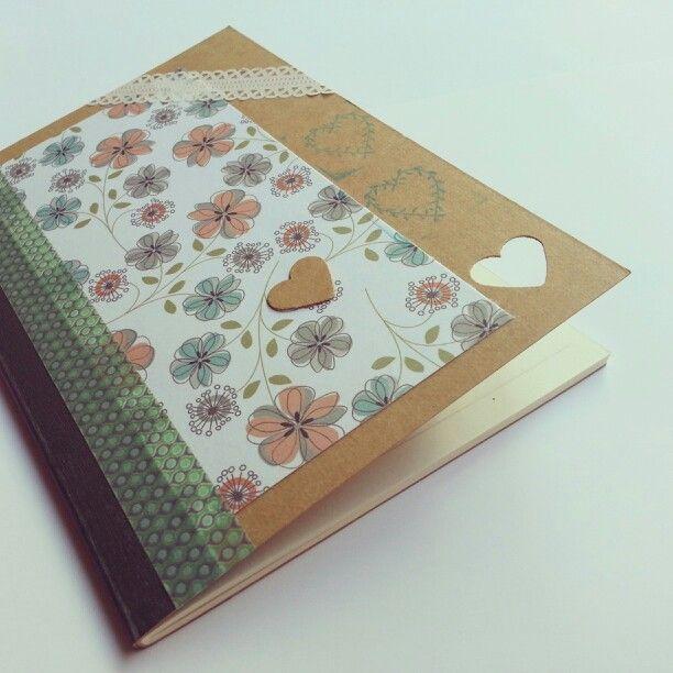 adoro decorare quaderni!