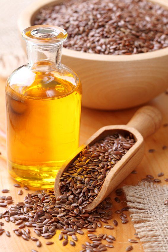 Alpha Linolenic Acid found in flax seeds, nuts and green leafy veggies