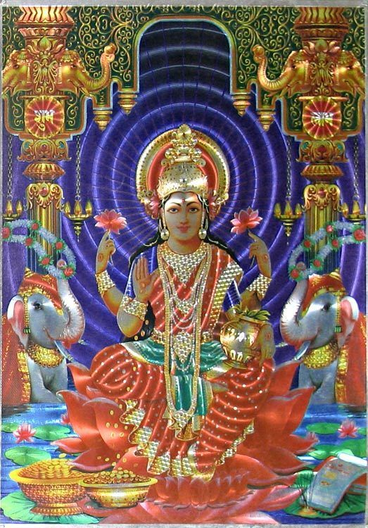 17 Best images about Lord Vishnu and Goddess Lakshmi on ...