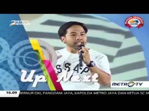 Dede Kendor ~ Stand Up Comedy Terbaru 18 Oktober 2015 Metro TV FULL