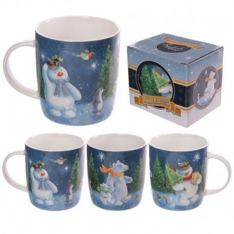 Mug de Noël - Marche de Noël