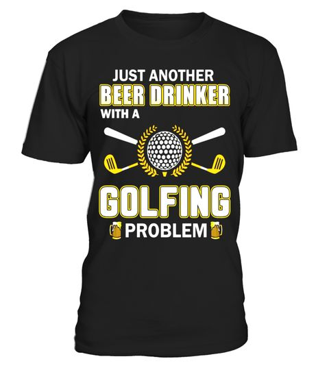# Just Another Beer Golfing With A Running Problem T Shirt .  Special Offer, not available in shops      Comes in a variety of styles and colours     …