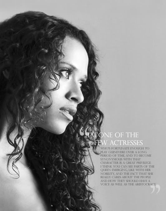 Angel Coulby IS Guinevere