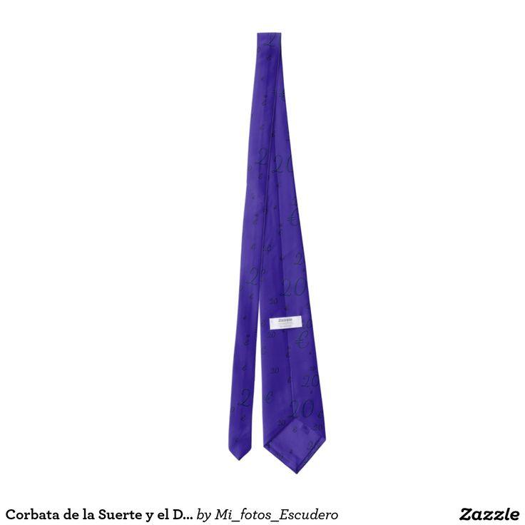 Corbata de la Suerte y el Dinero 20 euros
