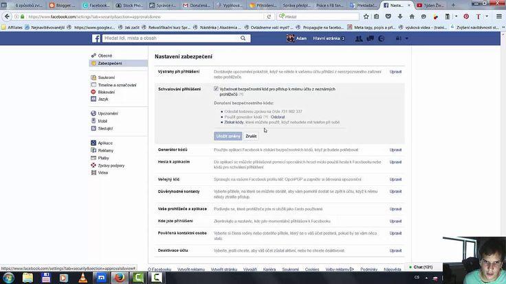 5 tipu Jak zabezpěčit Facebook
