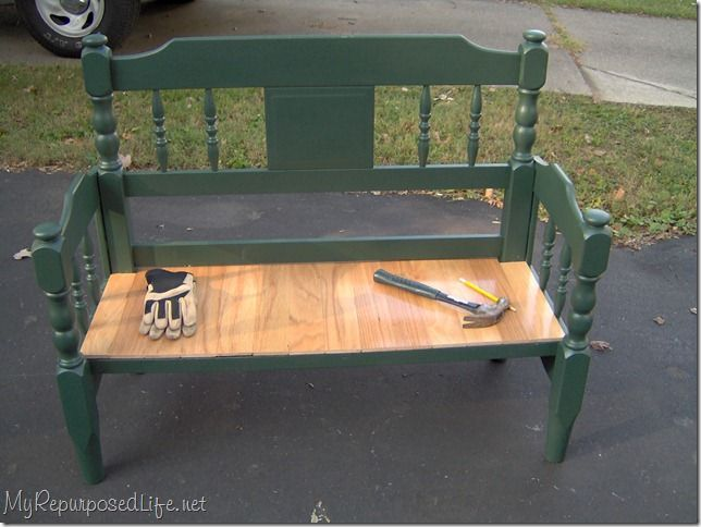 Fika a Dika - Por um Mundo Melhor: Transformando Cabeceiras de Cama e Cadeiras em Banco