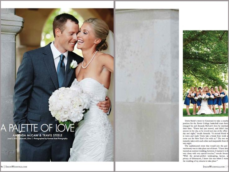 Viva Bella Events Cincinnati Wedding Planner Inside Weddings