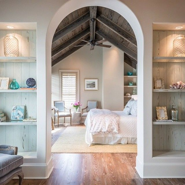 We are in love with this beautiful space by @riceconstructiongroup