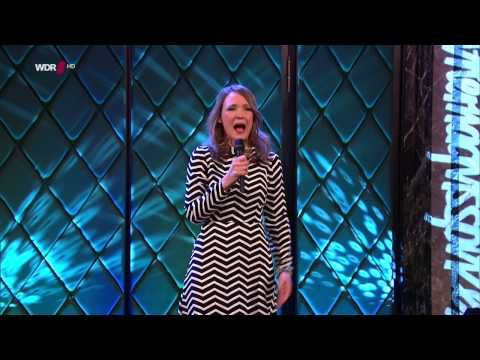 Carolin Kebekus - Keine Witze über Veganer - 07.03.2015 - YouTube