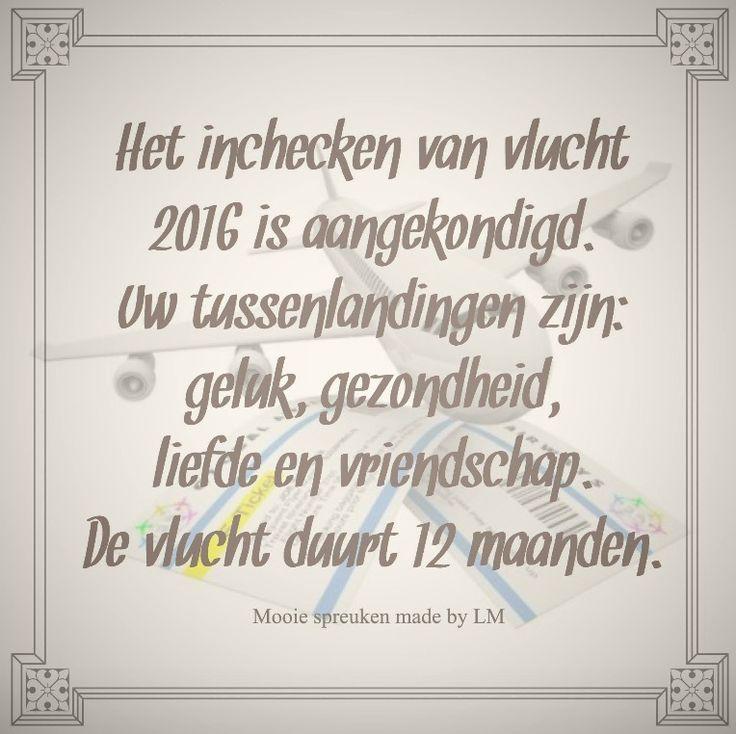 Iedereen een hele fijne jaarwisseling, en heel veel gezondheid liefde en geluk in 2016 toegewenst !