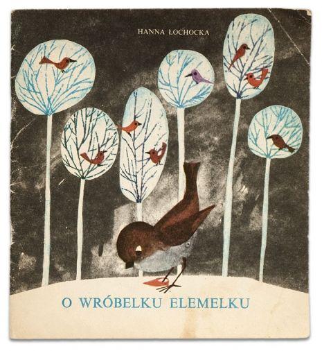 »O wróbelku Elemelku«, 1982  ilustrations: Zdzisław Witwicki