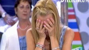 VIDEO DE LA SUBIDA DE AZUCAR DE BELEN ESTEBAN EN DIRECTO