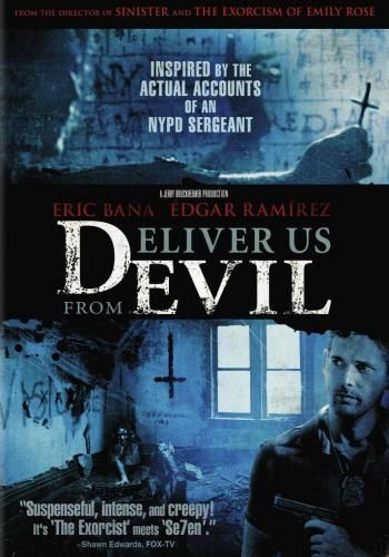 Deliver Us From Evil was very suspenseful, intense, & scary! A good mix of blood & demonic horror ✨ Absolutely loved it