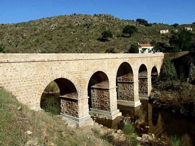 Ponte de Segura, Castelo Branco