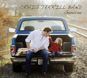Genuine. Craig Terrill Band's second album.  Love it.: Bands Second, Terril Bands