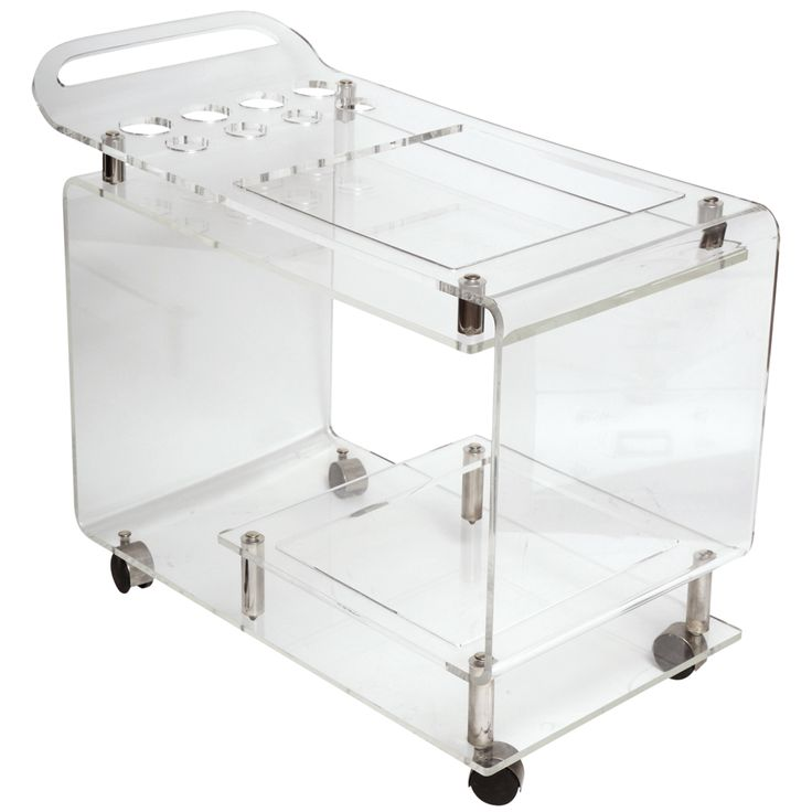 127 Best I Can See Clearly Now Lucite And Glass Furniture