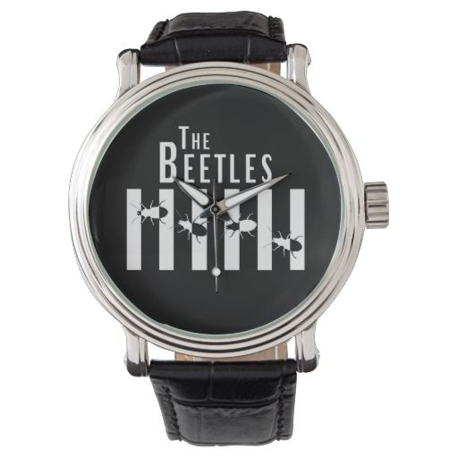 The Beetles Wrist Watches