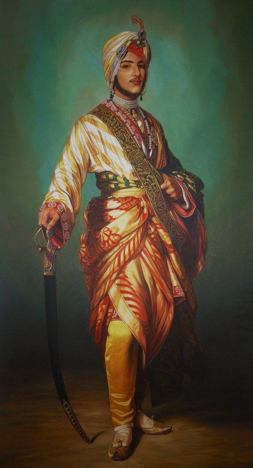 An analysis of the life of maharaja dalip sigh