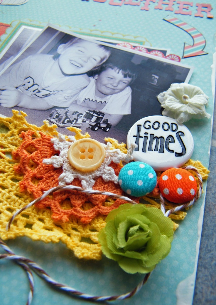 Sassy Scrapper: Bettter Together!  My layout with some delish Sassy scrappers supplies!