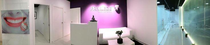 Clinica Dental Privilege Dra: Carolina  Guilamo/ VELAZQUEZ 69 MADRID
