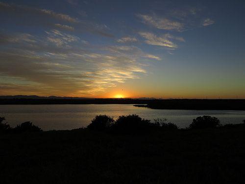 096 Sunrise from 05:00 at Kuifkopvisvanger