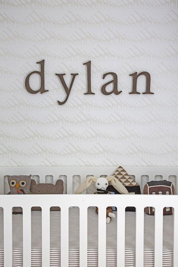 Dylan's Animal Kingdom Nursery