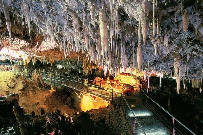 Cueva El Soplao Cantabria Viajar Por España Lugares Para Viajar Paisajes De España