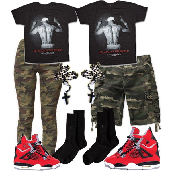 Couple Outfit Created By xomakeupcrush | Polyvore