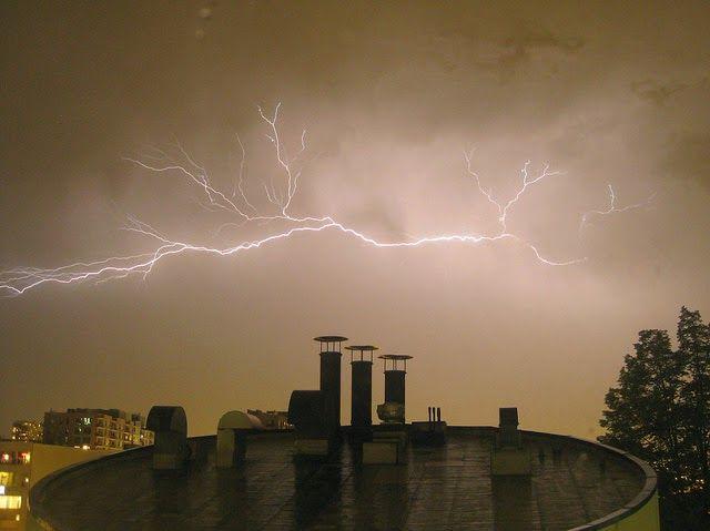 Lightning by Jessica Dyer