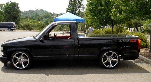 custom 97 chevy c1500 front end | kyle454's ChevroletSilverado 1500 Regular Cab