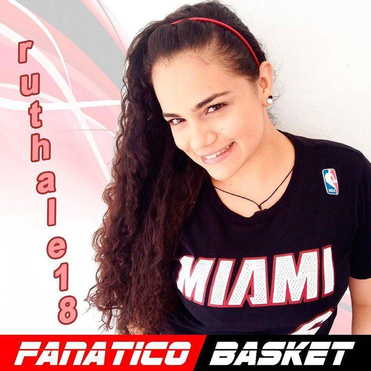 by @ruthale18 #FanaticoBasket  Sonrisa de Viernesy viernes de Baloncesto Liga de las Américas y NBA #viernes #smile #sonrisa #girls #miami #marinos #lpb #nba #like4like #likeforlike #likesforlikes #likes4likes #likes #tagsforlikes #follow4follow #follow #follower #ball #basketball #baloncesto #likeback #fanaticobasket