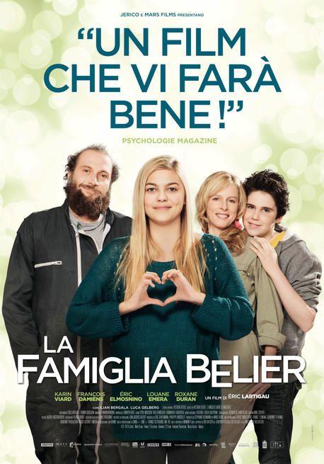 Le maratone di un bradipo cinefilo: La famiglia Belier ( 2014 )