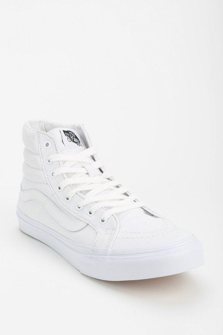 Vans Sk8-Hi Slim Tonal Women's Sneaker - Urban Outfitters
