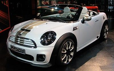 Mini Cooper Coupe and Roadster concept Small cars - 2009 Los ...
