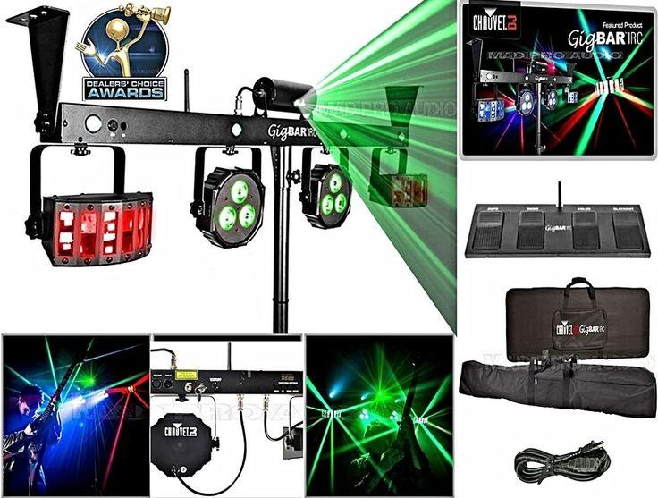 Chauvet dj gigbar dj light system band lights stage lighting club dj lighting  #ChauvetDJ