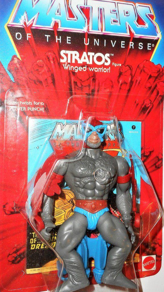 Masters of the Universe MOTU Beast Man action figure MOC Super 7 Vintage series