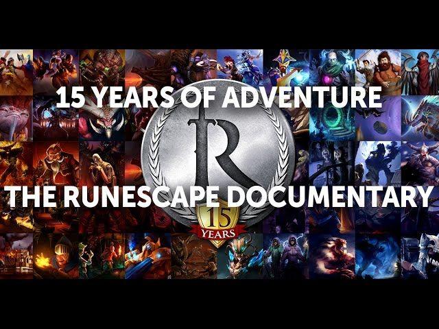 The RuneScape Documentary – 15 Years of Adventure