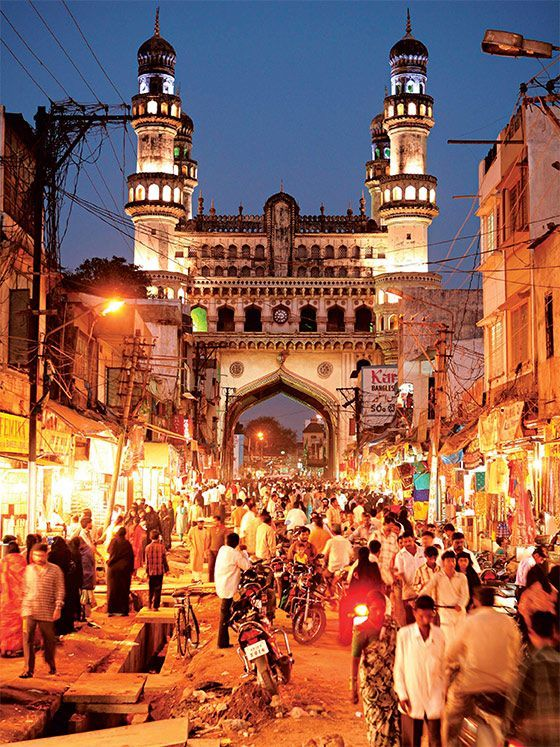 Head to Hyderabad Instead of Mumbai. Photo: Eva Haeberle/LAIF/Redux
