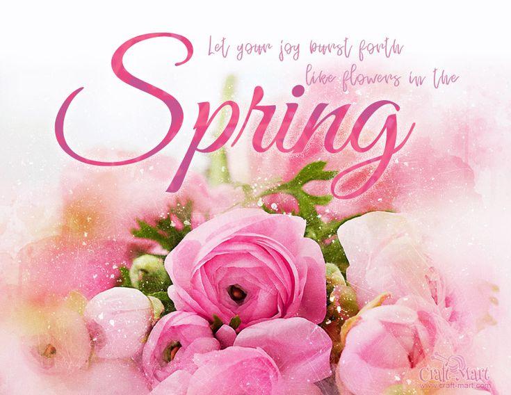 Best 25+ Spring sayings ideas on Pinterest   Beauty elegant ...