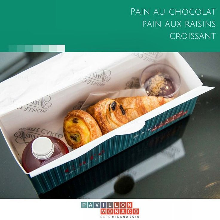 #croissant and #painAuChocolat
