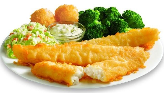 Кляр для рыбы – рецепт