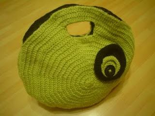 MY CREATION HANDMADE CROCHET BAG