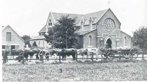 St Saviours Church in Commercial Road 1885 Pietermaritzburg History