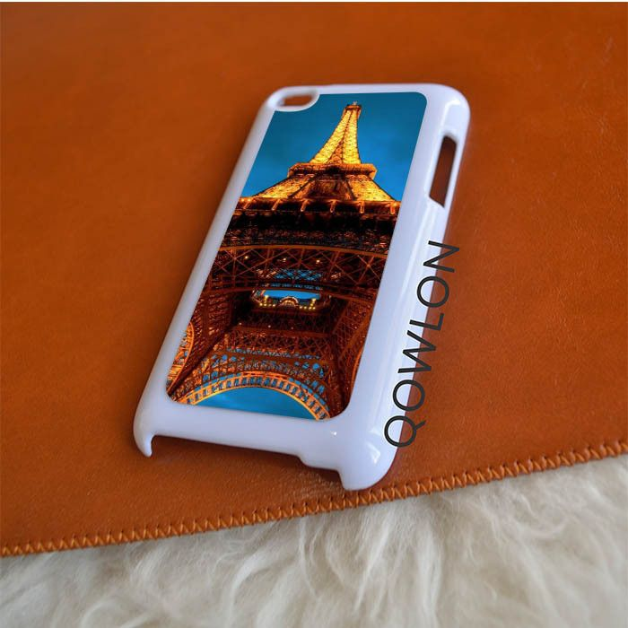 Paris Eiffel Tower Lights iPod Touch 4 | 4TH GEN Case