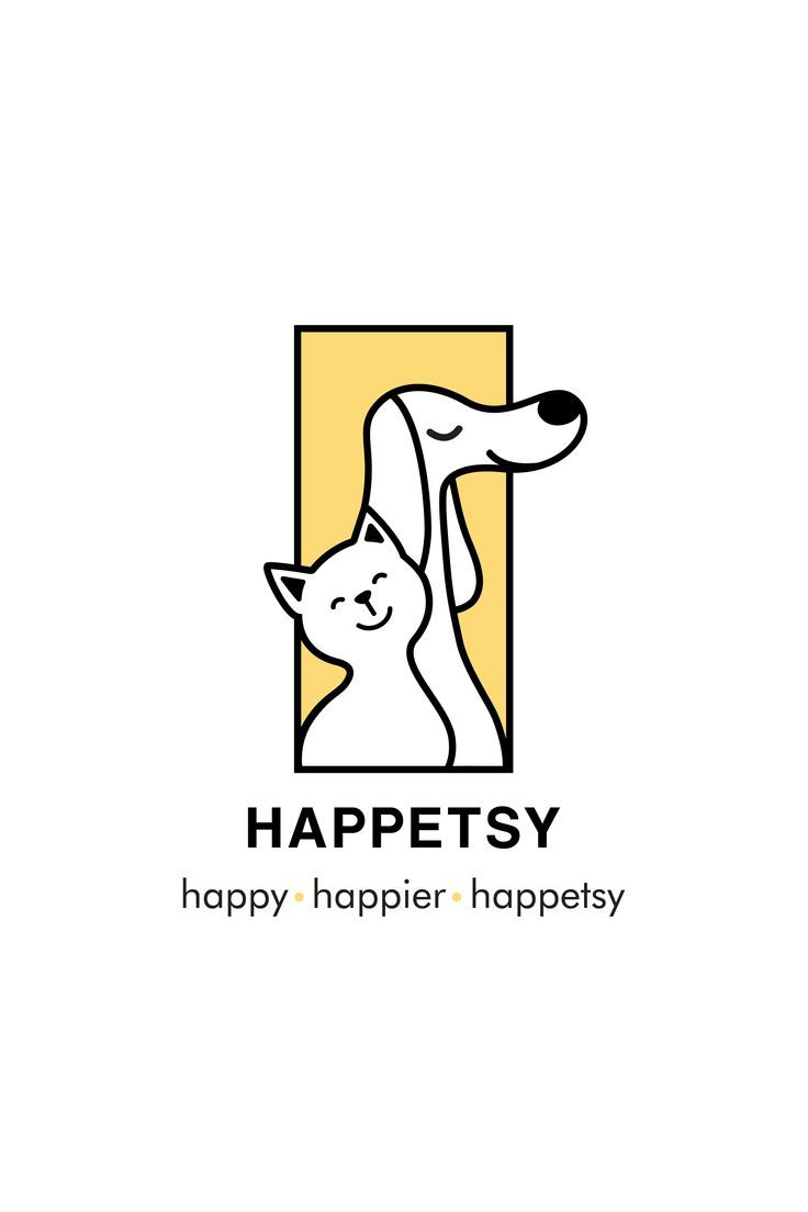 Happetsy Is A German Pet Shop Name Is Build Of Words Happy Pets