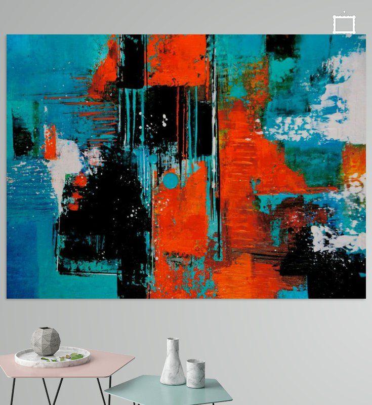 Novaarte Acryl Bild Abstrakt Original Kunst Malerei Modern Acryl Gemalde Unikat Art Deco Handgemalt Abstrakte Malerei Malerei Abstrakt
