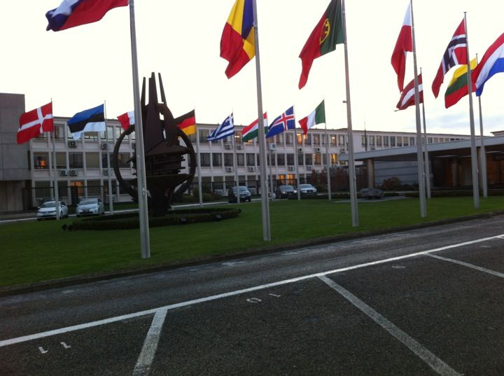 NATO Headquarters in Brussel, Bruxelles-Capitale