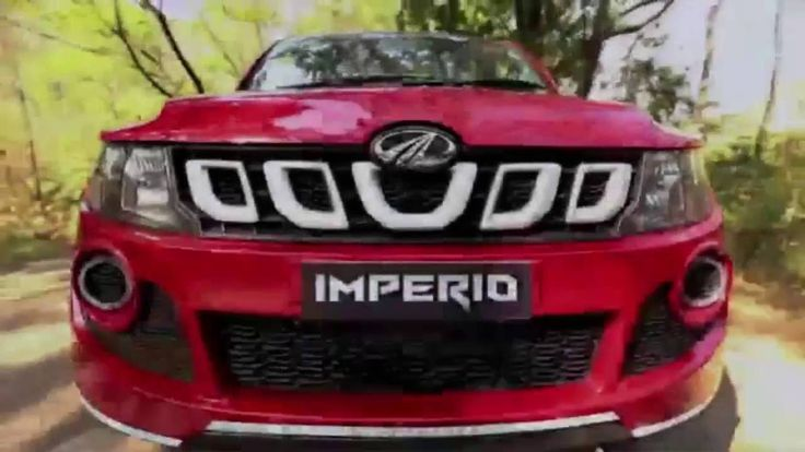 Mahindra Imperio Review